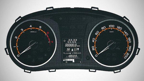 Спидометр новой LADA Granta FL занижает реальную скорость - обзорщик