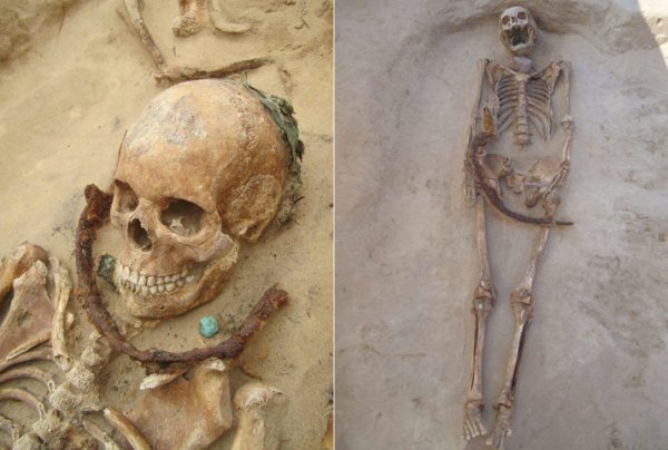 Учёные раскрыли страшную тайну захоронения искалеченных скелетов