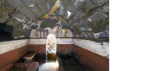 На юге Италии археологи обнаружили место захоронения римской элиты