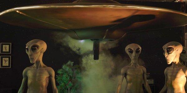 Учёные заявили о схожести субстанции инопланетян с человеческим духом