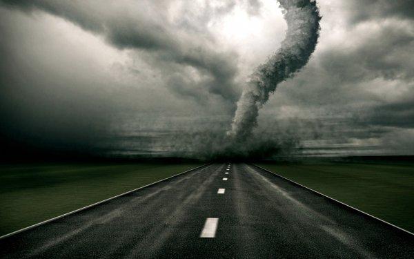 Увеличившееся число ураганов связано с повышением температуры океана