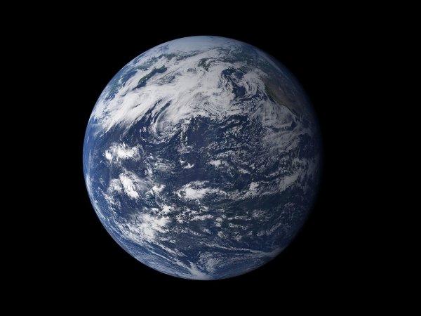 Падение астероида SP1 угрожает изменением климата на Земле