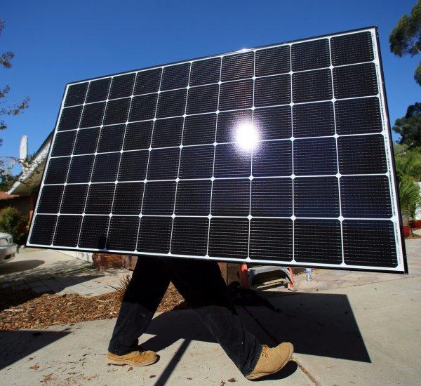 Разработан эффективный прототип солнечной панели и проточной батареи