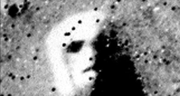 «Лицо» на Марсе впервые предсказали авторы комиксов 1958 года