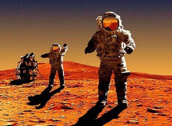 Ученые: Полеты на Марс могут убить астронавтов