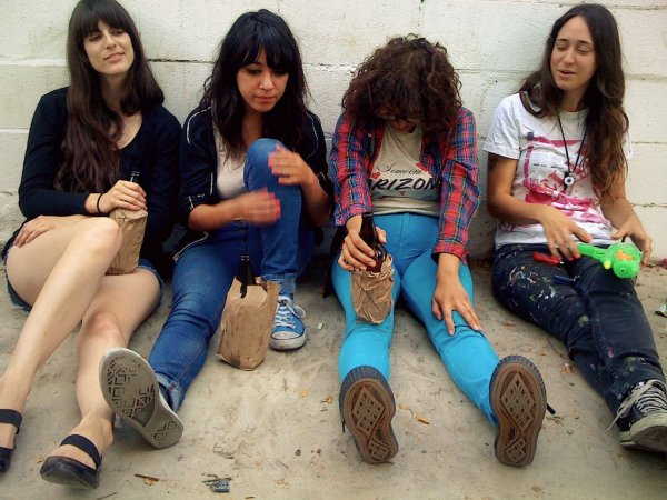 Учёные: Марихуана убивает мозг подростков
