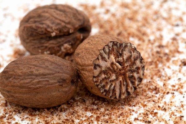 Мускатный орех люди начали употреблять в пищу 3,5 тысячи лет назад
