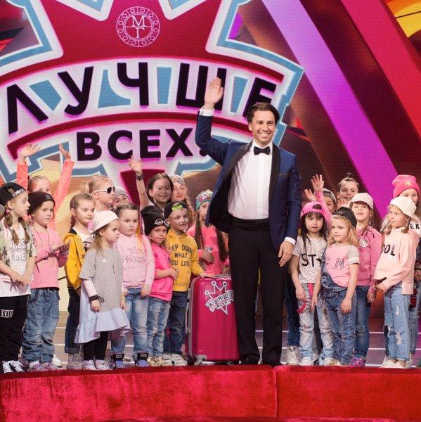 Юный ростовчанин покорил Максима Галкина