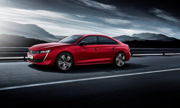 Французские продажи автомобилей в сентябре снизились на 13%