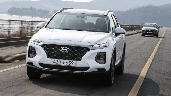 «За что такие деньги?»: Обзорщик протестировал Hyundai Santa Fe 2019 и рассказали о нём