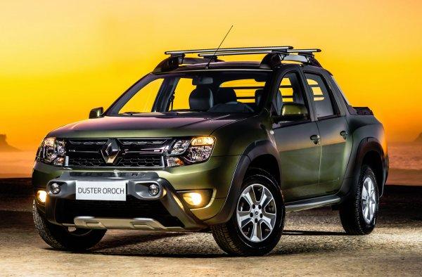 «Дастер»-пикап: Россияне признались, что хотят видеть Renault Duster Oroch на рынке