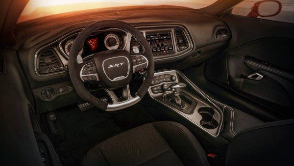 Маслкар Dodge Challenger SRT Demon получил версию с мотором твин-турбо