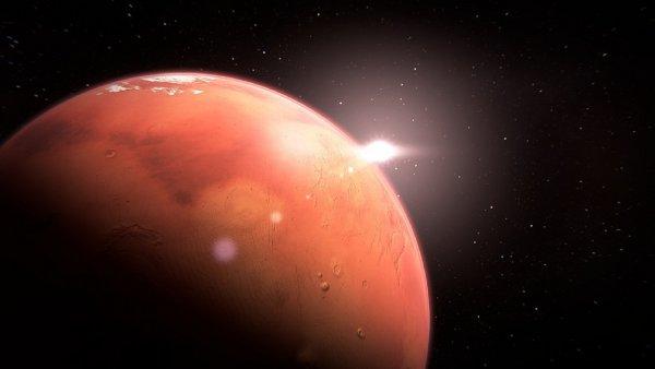 Ученые: На Марсе существует достаточно кислорода для поддержания жизни