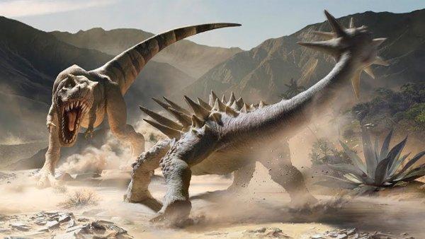 Падение астероида, убившего динозавров, расплавило скалы