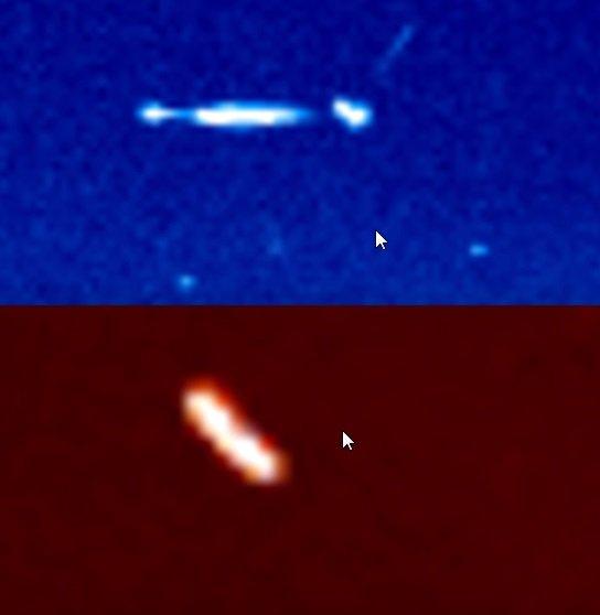 В Солнечной системе зафиксирован корабль пришельцев