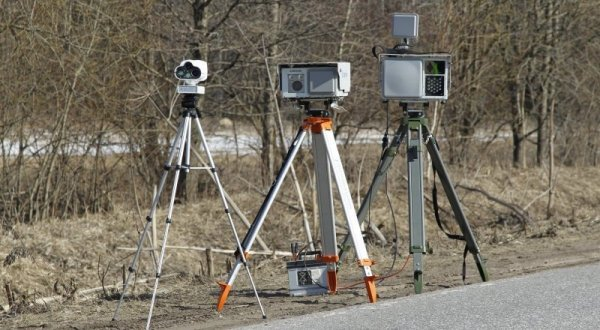 «Лупит исподтишка»: В сети предупредили о скрытом радаре на трассе М4 «Дон»