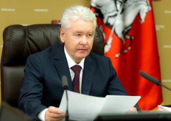Собянин сообщил о росте числа предпринимателей в Москве