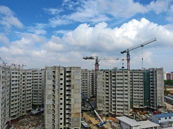 За год количество сделок с ипотекой в Москве увеличилось на 82%
