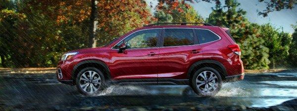 Что сделали с «Лесником»: Обзор нового Subaru Forester 2019 появился в сети