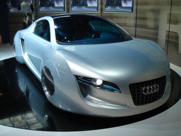Компания Audi представит новый спорткар для мультфильма с Уиллом Смитом