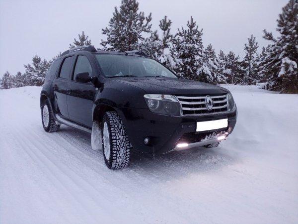 «Дрожь по всему кузову»: О проблемах Renault Duster в морозы рассказал владелец