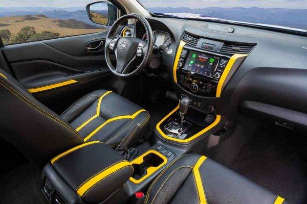 В Бразилии представлен пикап Nissan Navara для спасателей