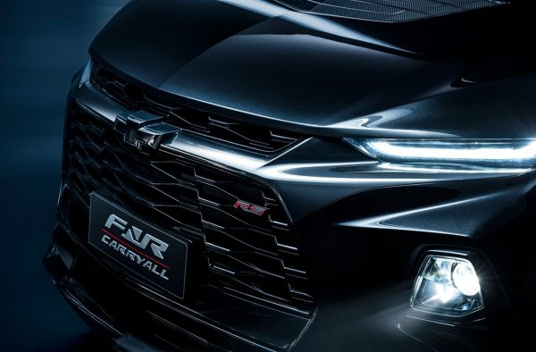 В Гуанчжоу представят новый кроссовер Chevrolet для китайского рынка