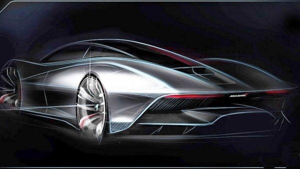 Представлен тестовый экземпляр гиперкара McLaren Speedtail