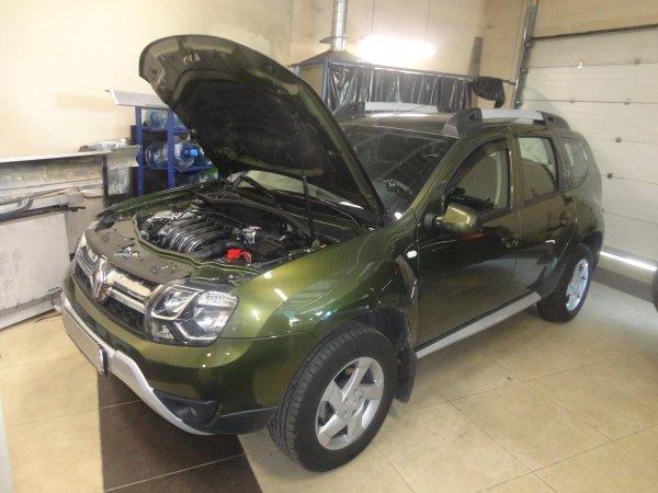 Как защитить Renault Duster от угона рассказали эксперты