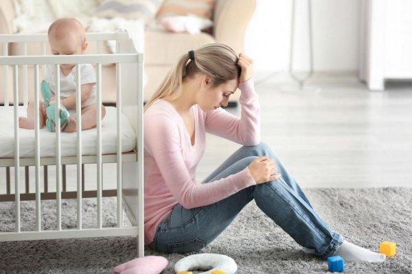 Ученые: Послеродовая депрессия связана с полом ребенка