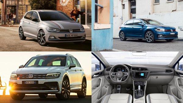 Новые Volkswagen Polo и Volkswagen Tiguan приедут в РФ в 2019 году