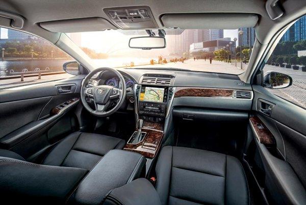 Подержанная «Камри»: Что нужно знать при выборе Toyota Camry с пробегом рассказал эксперт
