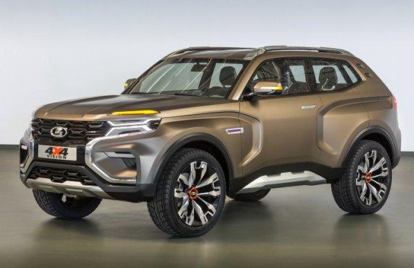 В ожидании «Нивы»: «АвтоВАЗ» не выпустит новую LADA 4x4, пока продаётся старая – соцсети