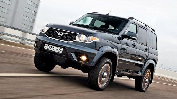 «Патриот» против «Гелика»: Эксперт сравнил УАЗик и Mercedes-Benz G-Class