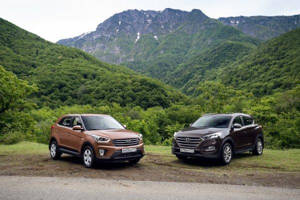 Hyundai Creta или «нищенский» Tucson: О правильном выборе рассказал эксперт