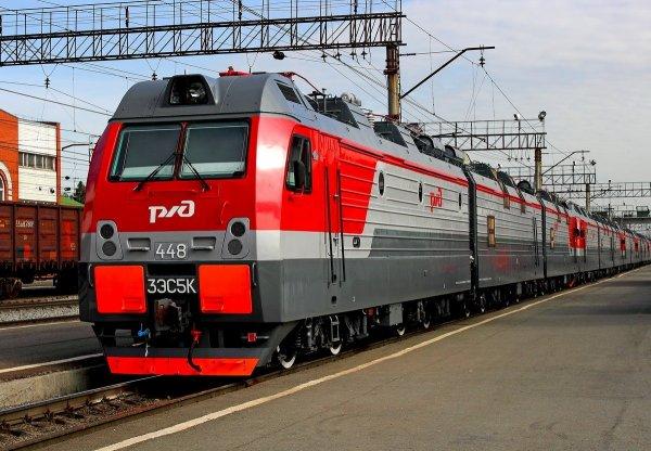 В Ростовской области электричка отправилась в объезд Украины