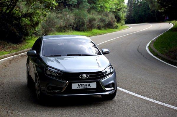 «Первые рыжики»: Владелец LADA Vesta пожаловался на ржавчину авто
