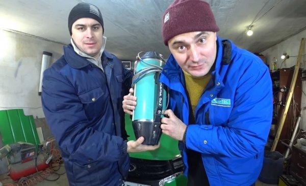 Гибрид «Жигуля» и LADA Vesta «турбировали» пылесосом «Ракета»