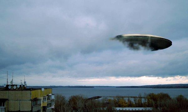 Учёные могли пропустить посещение НЛО - NASA
