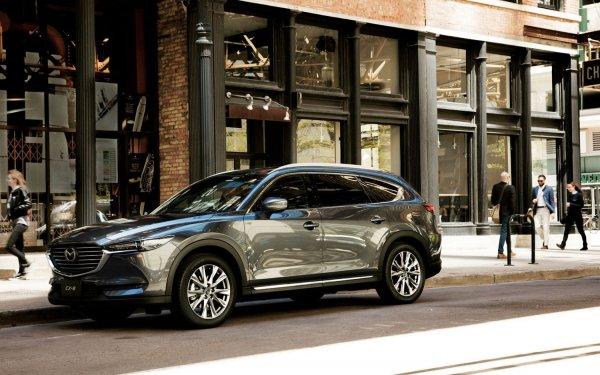 Названа стоимость удлиненного Mazda CX-8