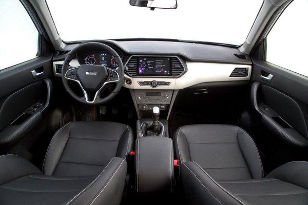 «Китаец» против «корейца»: Эксперт сравнил Lifan X70 и Hyundai Creta