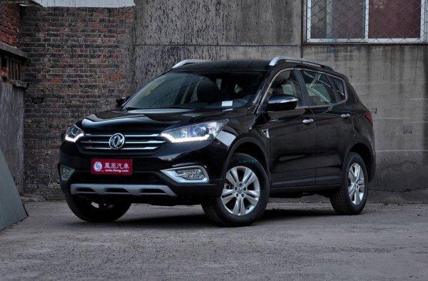 «Полный шок от китайского автомобиля»: Эксперты высоко оценили Dongfeng AX7