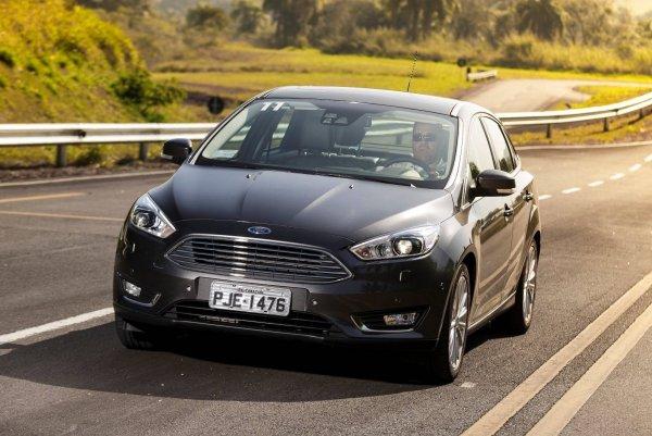 Чем удивит четвертый «Фокус»: О новом Ford Focus рассказал блогер