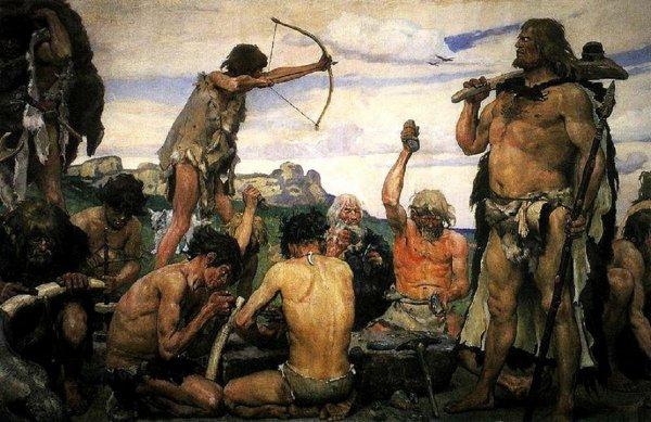 Ученые получили ДНК людей возрастом 8000 лет благодаря древней жвачке