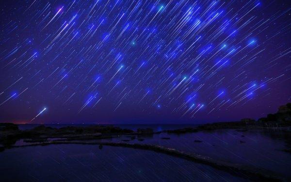 Японские ученые анонсировали первый в мире «искусственный звездопад»
