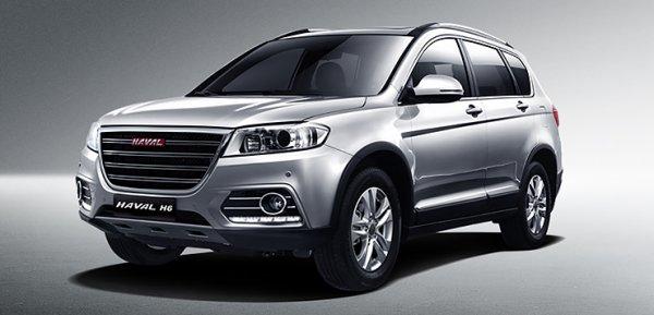Эксперты назвали ТОП-8 китайских автомобилей, на которых не стыдно ездить