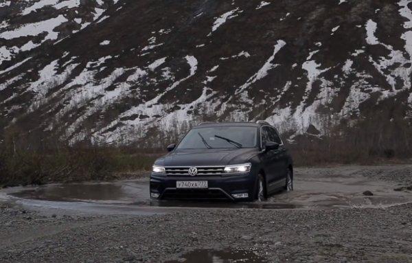 «Лучший кроссовер за 2 млн рублей»: Плюсы Volkswagen Tiguan раскрыл блогер