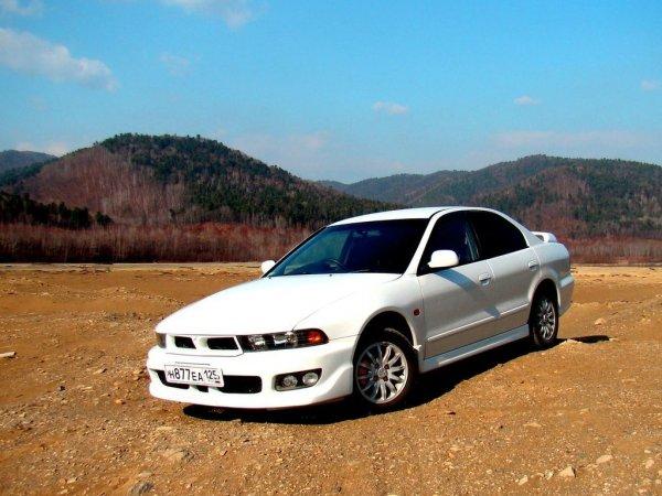 «Лучше любой LADA»: О подержанном Mitsubishi Galant за 150 000 рублей рассказал блогер
