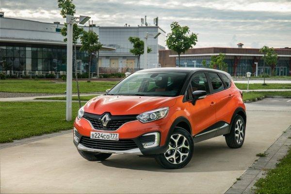 «Француз» против «корейца»: Renault Kaptur и Hyundai Creta сравнили в сети