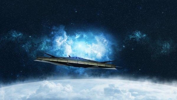Ученый подробно рассказал о технологиях инопланетных кораблей